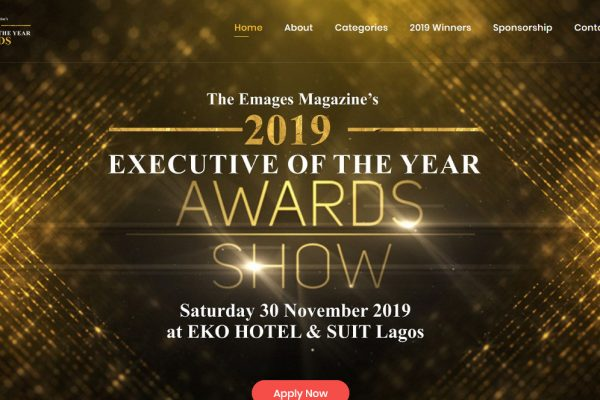 Emages Executive Awards Official Site