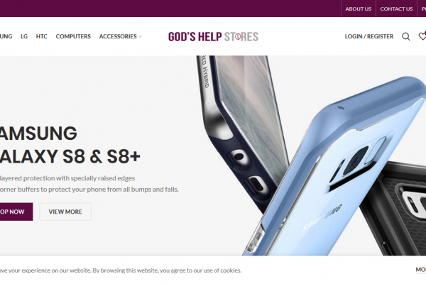 God's Help Stores Official Website