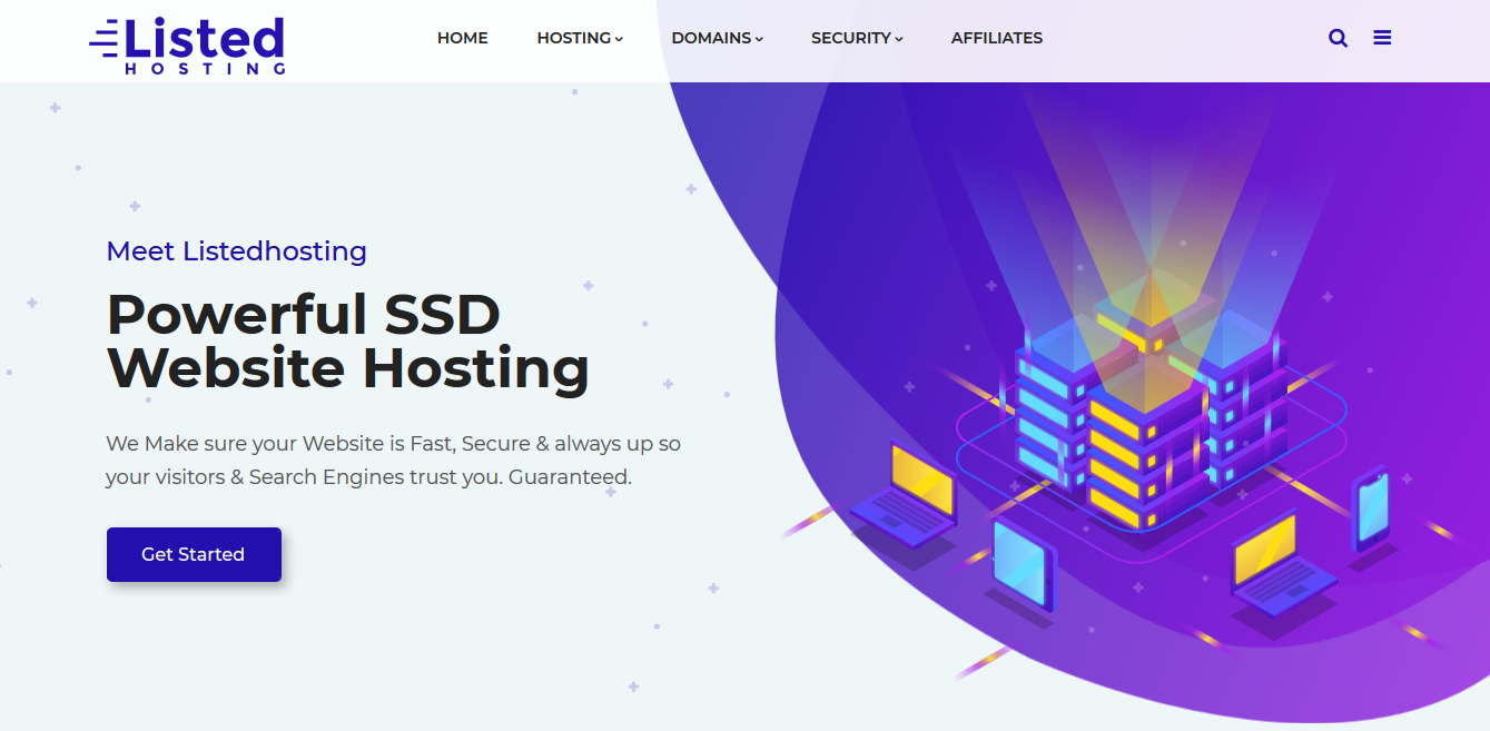 First SSD Website Hosting in Nigeria